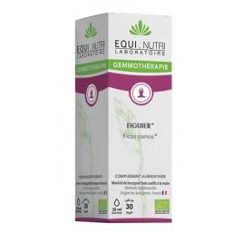 Equi - Nutri Figuier bio Flacon compte gouttes 30ml Equi - Nutri Digestion Onaturel.fr