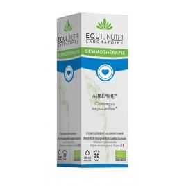 Equi - Nutri Aubépine bio Flacon compte gouttes 30ml Equi - Nutri Anti-stress/Sommeil Onaturel.fr