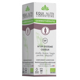Equi - Nutri Osteobel Bio Flacon compte gouttes 30ml Equi - Nutri Muscles et Articulations Onaturel.fr
