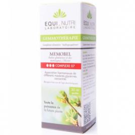 Equi - Nutri Mémobel Bio Flacon compte gouttes 30ml Equi - Nutri Mémoire Onaturel.fr