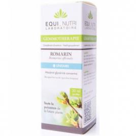 Equi - Nutri Romarin bio Flacon compte gouttes 30ml Equi - Nutri Anti-âge / Beauté Onaturel.fr