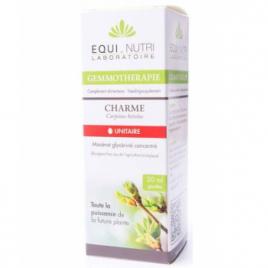 Equi - Nutri Charme bio Flacon compte gouttes 30ml Equi - Nutri Rhume- Gorge-Bronches- Nez Onaturel.fr