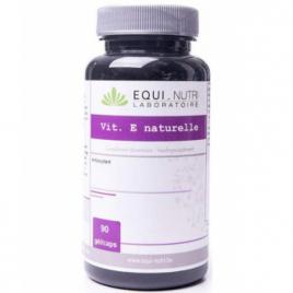 Equi - Nutri Vitamine E Naturelle   10 UI 90 gélules végétales
