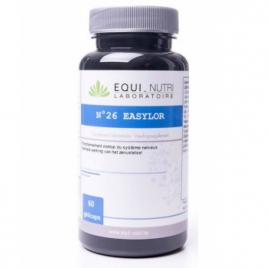 Equi - Nutri Easylor Complexe N°26 60 gélules végétales Equi - Nutri Anti-stress/Sommeil Onaturel.fr