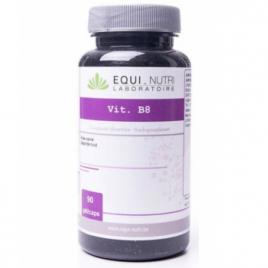 Equi - Nutri Vitamine B8 90 gélules végétales de 300 mcg Equi - Nutri Anti-stress/Sommeil Onaturel.fr
