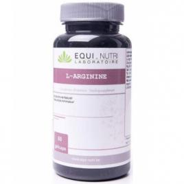 Equi - Nutri L Arginine 60 gélules végétales 500mg Equi - Nutri Sport - Tonus Onaturel.fr