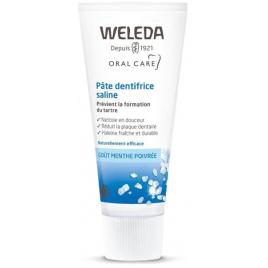 Weleda Pâte dentifrice saline anti tartre 75ml Weleda Hygiène Onaturel.fr