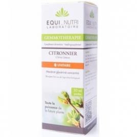 Equi - Nutri Citronnier bio Flacon compte gouttes 30ml Equi - Nutri Circulation Onaturel.fr