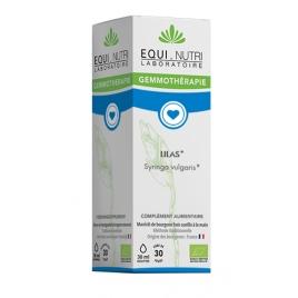 Equi - Nutri Lilas bio Flacon compte gouttes 30ml Equi - Nutri Circulation Onaturel.fr