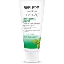 Weleda Gel dentifrice végétal sensibilité gingivale 75ml Weleda Hygiène Onaturel.fr