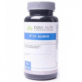 Equi - Nutri Algéor Complexe N° 18 60 gélules végétales Equi - Nutri Immunité Onaturel.fr