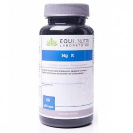 Equi - Nutri Magnésium Potassium 60 gélules végétales Equi - Nutri Circulation Onaturel.fr