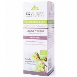 Equi - Nutri Vigne vierge bio Flacon compte gouttes 30ml Equi - Nutri Muscles et Articulations Onaturel.fr