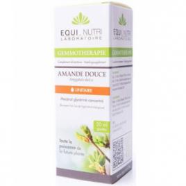 Equi - Nutri Amande douce bio Flacon compte gouttes 30ml Equi - Nutri Forme et Vitalité Onaturel.fr