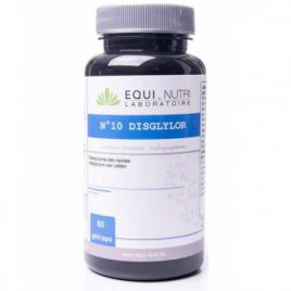 Equi - Nutri Disglylor Complexe N°10 60 gélules végétales Equi - Nutri Forme et Vitalité Onaturel.fr
