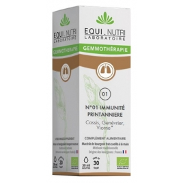 Equi - Nutri Fortibel Bio Flacon compte gouttes 30ml Equi - Nutri Compléments Alimentaires Bio Onaturel.fr