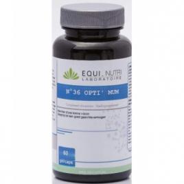 Equi - Nutri Opti'Mum n°36 30 gélules Equi - Nutri