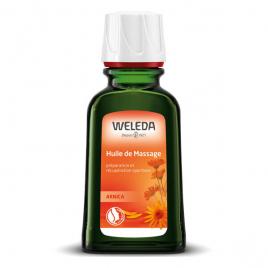 Weleda Huile de massage à l'arnica 50ml Weleda Aromathérapie Bio Onaturel.fr