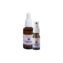 Deva  Spray Composé Floral Bio  Assistance N° 1  10 Ml Deva Laboratoire Aromathérapie Bio Onaturel.fr