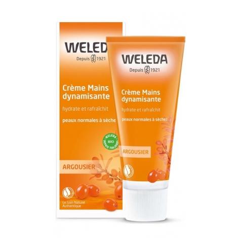 Weleda Crème mains à l'argousier 50ml Weleda Categorie temp Onaturel.fr