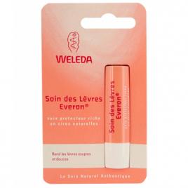 Weleda Soin des lèvres Everon riche en cires naturelles 4g