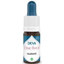 Deva  Elixir Floral Deva  Valériane  10 Ml Deva Laboratoire Elixirs floraux - Dr Bach Onaturel.fr