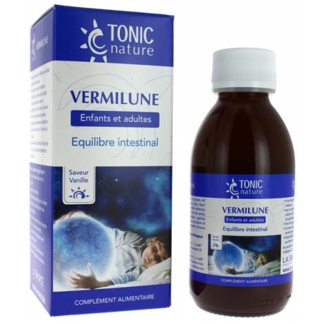 Tonic Nature Vermilune équilibre intestinal formule liquide arome vanille 150ml