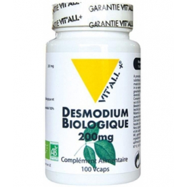 Vit'all + Desmodium bio 100 Vcaps de 200mg Vit'all + Accueil Onaturel.fr