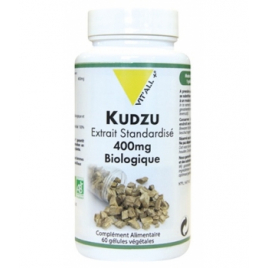 Vit'all + Kudzu 60 Vcaps 400mg Vit'all + Accueil Onaturel.fr