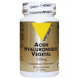 Vit'all + Acide Hyaluronique Végétal 30 comprimés 150mg