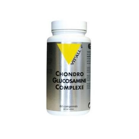 Vit'all + Chondro Glucosamine Complexe 60 comprimés