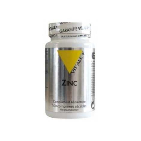 Vit'all + Zinc 100 comprimés sécables Onaturel