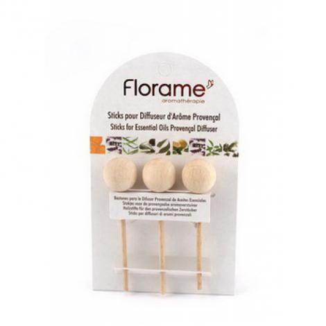 Florame Stick pour diffuseur d'arôme provençale 20ml Florame Aromathérapie Bio Onaturel.fr