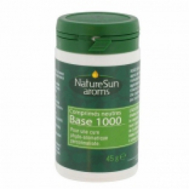 NatureSun'arôms Comprimés neutre base 1000 NatureSun'arôms