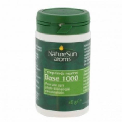 NatureSun'arôms Comprimés neutre base 1000