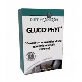 Gluco'Phyt 60 comprimés Diet Horizon Diet Horizon Accueil Onaturel.fr