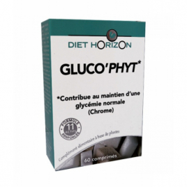 Gluco'Phyt 60 comprimés Diet Horizon Diet Horizon