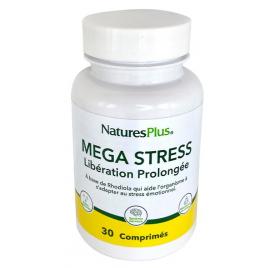 Nature's Plus Mega Stress 30 comprimés