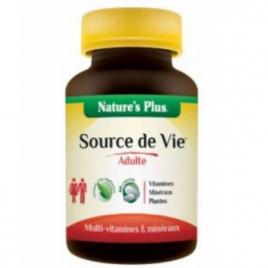 Nature's Plus Source de Vie Adulte 60 Comprimés Nature's Plus