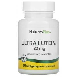 Nature's Plus Ultra lutéine 60 capsules