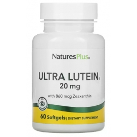 Nature's Plus Ultra lutéine 60 capsules Nature's Plus