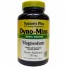 Nature's Plus Dyno Mins Magnésium 90 Comprimés