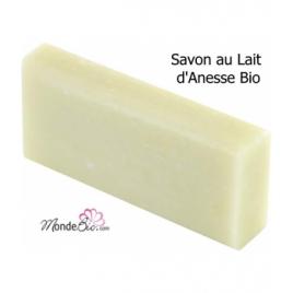 Savonnerie de Bormes Savon au lait d'ânesse bio pain 40 gr Savonnerie de Bormes Accueil Onaturel.fr