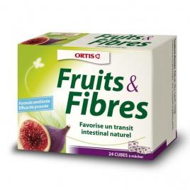 Ortis  Fruits et Fibres  24 Cubes Ortis Accueil Onaturel.fr