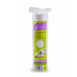 Silvercare Disques à démaquiller 100% coton bio 80 unités Silvercare Accueil Onaturel.fr