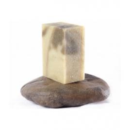 Savonnerie De Beaulieu Le grand frais savon surgras tonifiant Menthe poivrée et Eucalyptus 100g