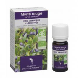 Dr Valnet Huile essentielle Myrte rouge 10ml Dr Valnet Synergie huiles essentielles Bio Onaturel.fr