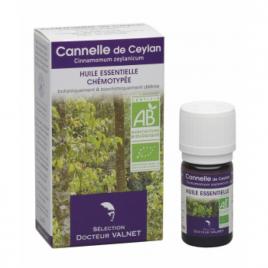 Dr Valnet Huile essentielle Cannelle de Ceylan 5ml Dr Valnet Huiles essentielles Onaturel.fr