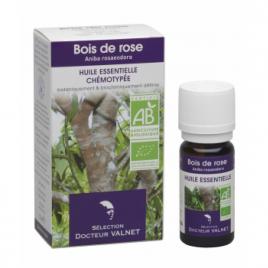 Dr Valnet Huile essentielle Bois de rose 10ml Dr Valnet Huiles essentielles Onaturel.fr