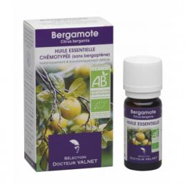 Dr Valnet Huile essentielle Bergamote bio 10ml